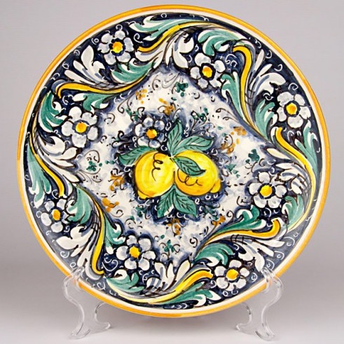 Ornamental plates